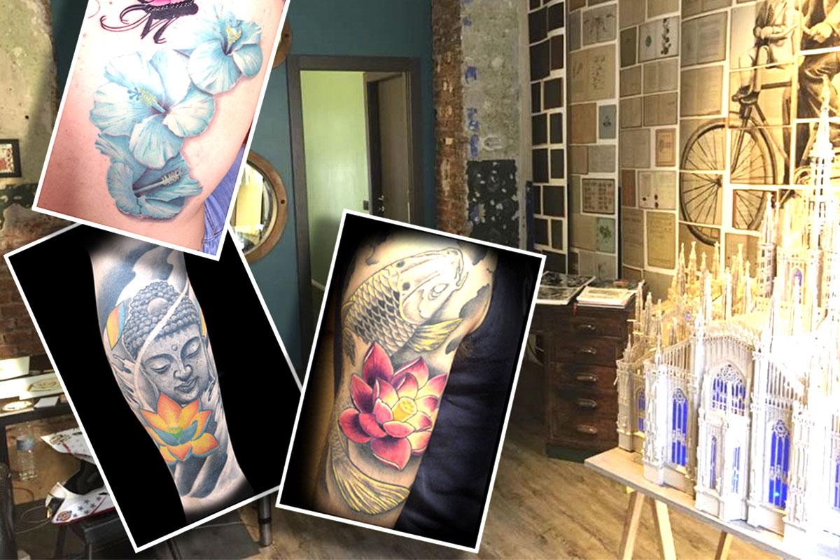 MBS sponsor Whip Town Tattoo Foto